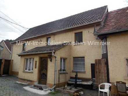 Wohnhaus mit Nebengelass im Burgenlandkreis