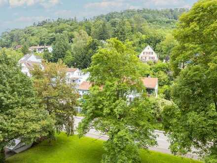 4-Zimmer-Wohnung mit Balkon in Lahr