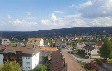 Panorama - Kleine Wohnung mit Balkon zu verkaufen!