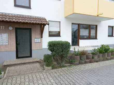 Perfekte Anlage! 1-Zimmerwohnung mit Terrasse, Hobbyraum und TG-Stellplatz