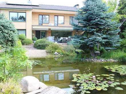 Rechtsanwalt, Versicherung, Gutachter! 160 m² Büros für's Business zzgl. 250 m² Wohnen vom Feinsten!