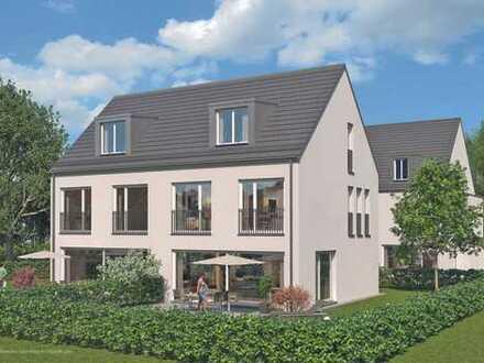 Doppelhaushälfte (DHH 5) mit fünf Zimmern in Traumlage München-Lochhausen