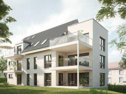 Schwalbach No. 1 - Neubau Penthousewohnung