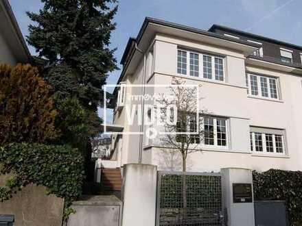Perfekt ausgestattetes und perfekt geschnittenes Haus mit Garten im Frankfurter Diplomatenviertel