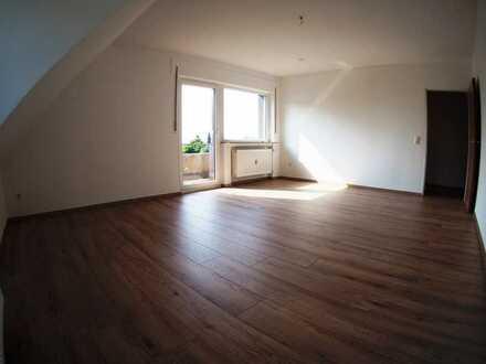 Naturnahe Maisonette-Wohnung in Salmbach