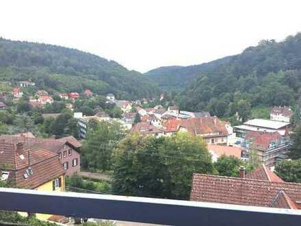 Gepflegte 4-Zimmer-Wohnung mit Balkon in Neuenbürg