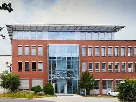 Top Anbindung und Nähe zum Flughafen - Modernes und helles Büro zu vermieten