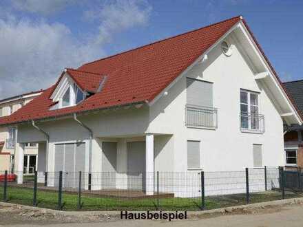 Ihr neues Zuhause. Das massive Fertighaus! Günstig + schnell gebaut!!!