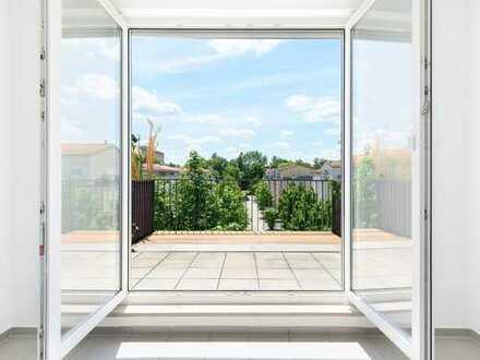 DAWONIA - 1,5 Zimmer-Wohnung mit Dachterrasse zur Kapitalanlage oder zum Selbstbezug