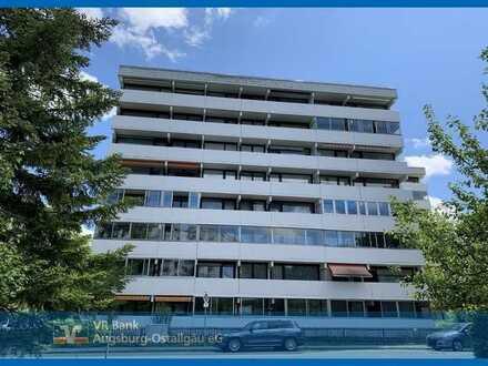 Geräumige 4 Zimmerwohnung mit 2 Balkonen