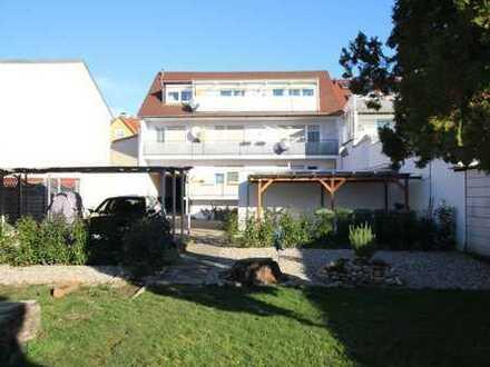 Kapitalanlage: Mehrfamilienhaus mit traumhaftem Garten-Grundstück in Heddesheim