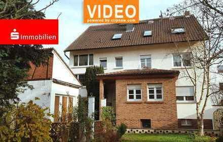 wunderschöne, zeitgemäße Dachgeschosswohnung in Hochstadt