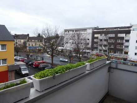 Zentral wohnen in Porz - mit Balkon