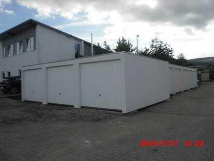 Garagen zu vermieten