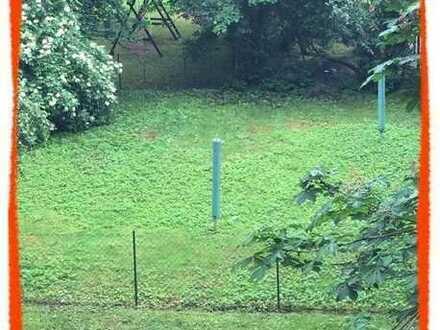 Zentrumsnahe 3-Zi. Wohnung mit BALKON und Gartennutzung