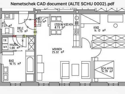 Erstbezug mit EBK: attraktive 3-Zimmer-Wohnung in Rennertshofen