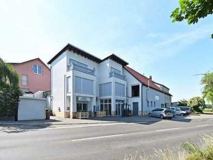 Attraktives Gewerbe-/Wohnobjekt mit Einzelhandelsfläche in Waiblingen-Neustadt