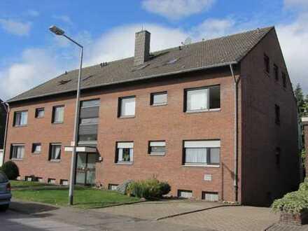 Solide vermietete 2,5-Zimmer ETW mit großem Westbalkon in DU-Bergheim als Kapitalanlage
