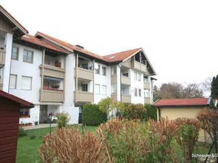 Gepflegte, schön geschnittene 3-Zimmer-Wohnung mit Balkon in ruhiger Lage, Vermietung mit Potential