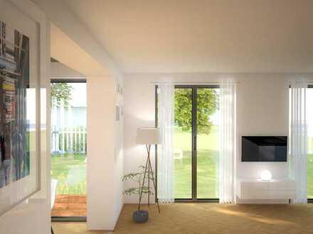Ideal für Pärchen o. Singles | moderne 2-Zimmer Erdgeschosswohnung mit eigenem kleinen Gartenanteil!