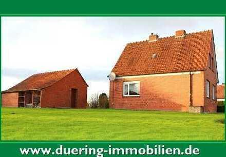 Gepflegtes Einfamilienhaus in ruhiger Zentrumsnähe von Rhauderfehn!