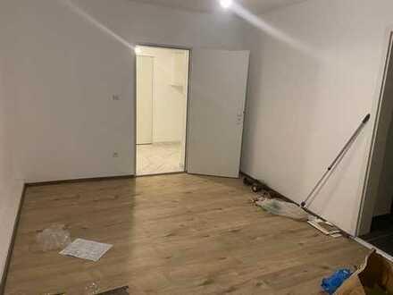 Exklusive, geräumige und sanierte 1-Zimmer-EG-Wohnung in Gernsheim