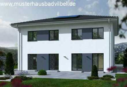 Großes Haus mit Einliegerwohnung im EG *KFW 55 * günstiger als mieten*Sonderzins usw. (Bau)