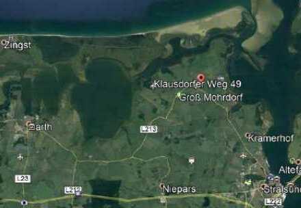 3635 m² Grundstück, 727 m² bebaubar, mit Blick zum Wasser