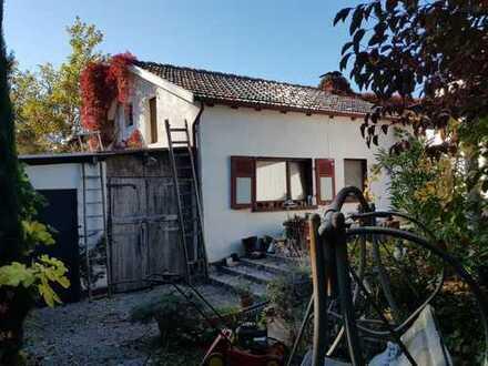 Freistehndes Haus in idyllischer Ortsrandlage