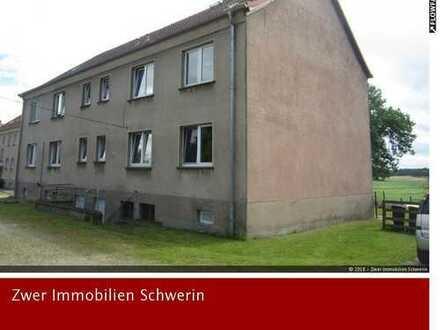 Eigentumswohnung mit Garten in Groß Welzin nahe der Landeshauptstadt Schwerin - Kapitalanlage