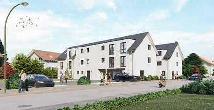 Neubau in Ortsmitte von Hirschaid -:- Büro-/Praxis- und Gewerberäume zu verkaufen