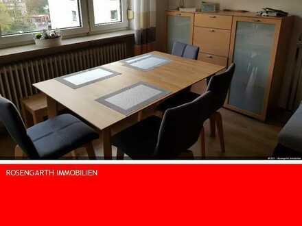 Attraktive 3 Zimmer Wohnung mit Balkon nähe Uni Klinik - keine WG