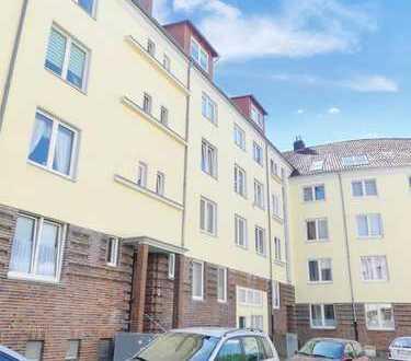 3-Zimmer-Wohnung mit großem Balkon nähe Herrenhäuser Markt