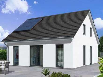 Dieses Haus denkt an morgen mit seinem ausbaufähigen Dachgeschoss in Helmstadt Bargen!!!