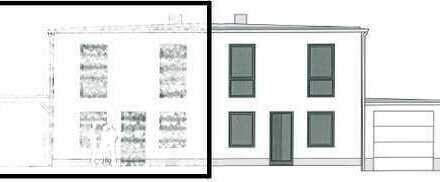 Moderne Doppelhaushälfte mit hochwertiger Asstattung