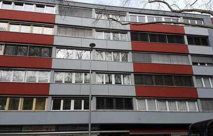 Bestlage 50m² City Wohnung am Hauptbahnhof | Barrierefrei | Balkon | 1 OG. | Renovierung auf Wunsch