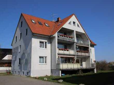 Ruhig gelegene Maisonette-Wohnung mit Terrasse in Wust