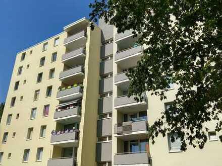 Geräumige, frisch renovierte 3-Zimmer Wohnung mit Aufzug und Balkon!