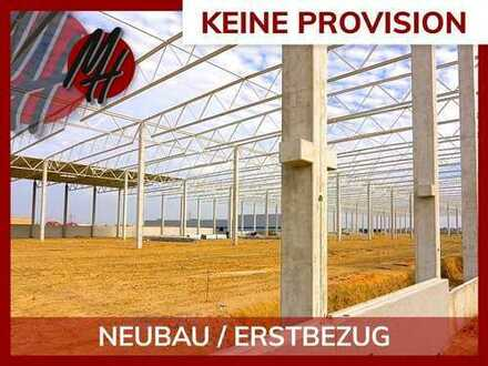 PROVISIONSFREI! NEUBAU/ERSTBEZUG! Lager-/Produktionsflächen (ca. 7.500 qm) zu vermieten