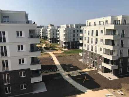 Großzügige Balkonwohnung in grüner und ruhiger Umgebung