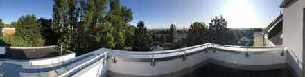 Exklusive 6-Zimmer-Maisonette-Wohnung mit Balkon in Mülheim an der Ruhr