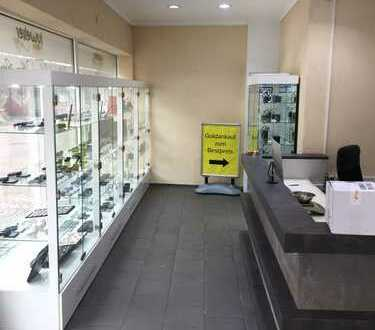 Laden in Recklinghausen-City 1A Lage ca. 40qm 800,-€ Miete!!!