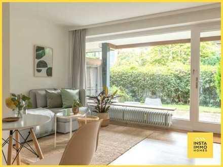 Hochwertig möbliertes 1-Zimmerappartment im grünen Blankense (WLAN inkl.)