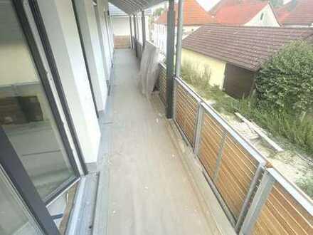 barrierefreie 2 Zimmer Wohnung * Parkettboden * Balkon * EBK* Neubau * Erstbezug
