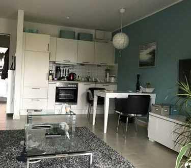Appartement mit Balkon und Tiefgaragenstellplatz