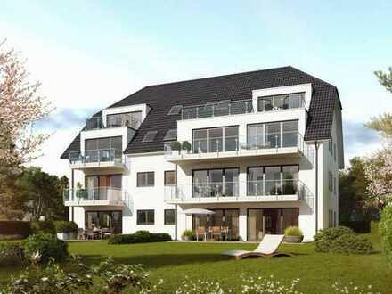 Exklusiver Neubau mit Balkon in ruhiger Lage