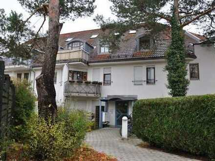Apartment mit attraktivem Schnitt und Freisitz