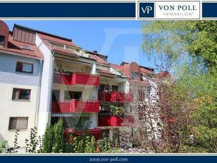 Geräumiges Apartment in gepflegter Wohnanlage
