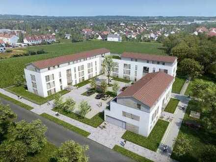 3 Zimmer Dachterrassenwohnung (Neubau) in ruhiger Lage von Gernlinden (S3)