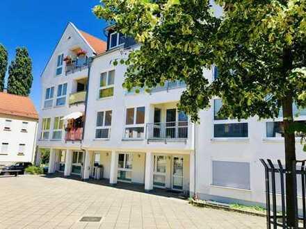 Gelegenheit im Altstadtkern: 2-Zimmer-Wohnung mit Balkon und EBK in Frankfurt/Main (von privat)